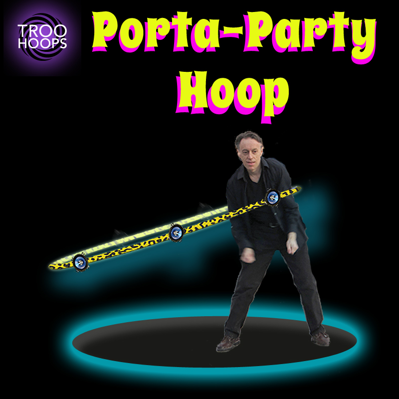 Porta-Party Hoop